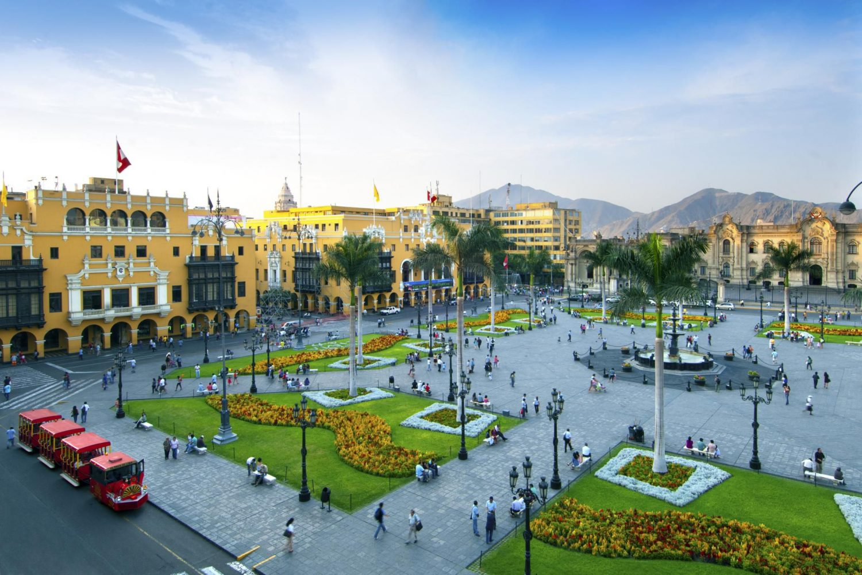 برزیل - پرو